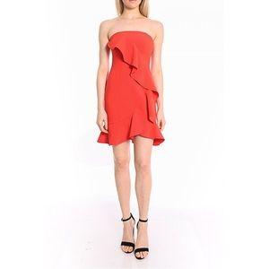 Likely Monetta Ruffle Dress